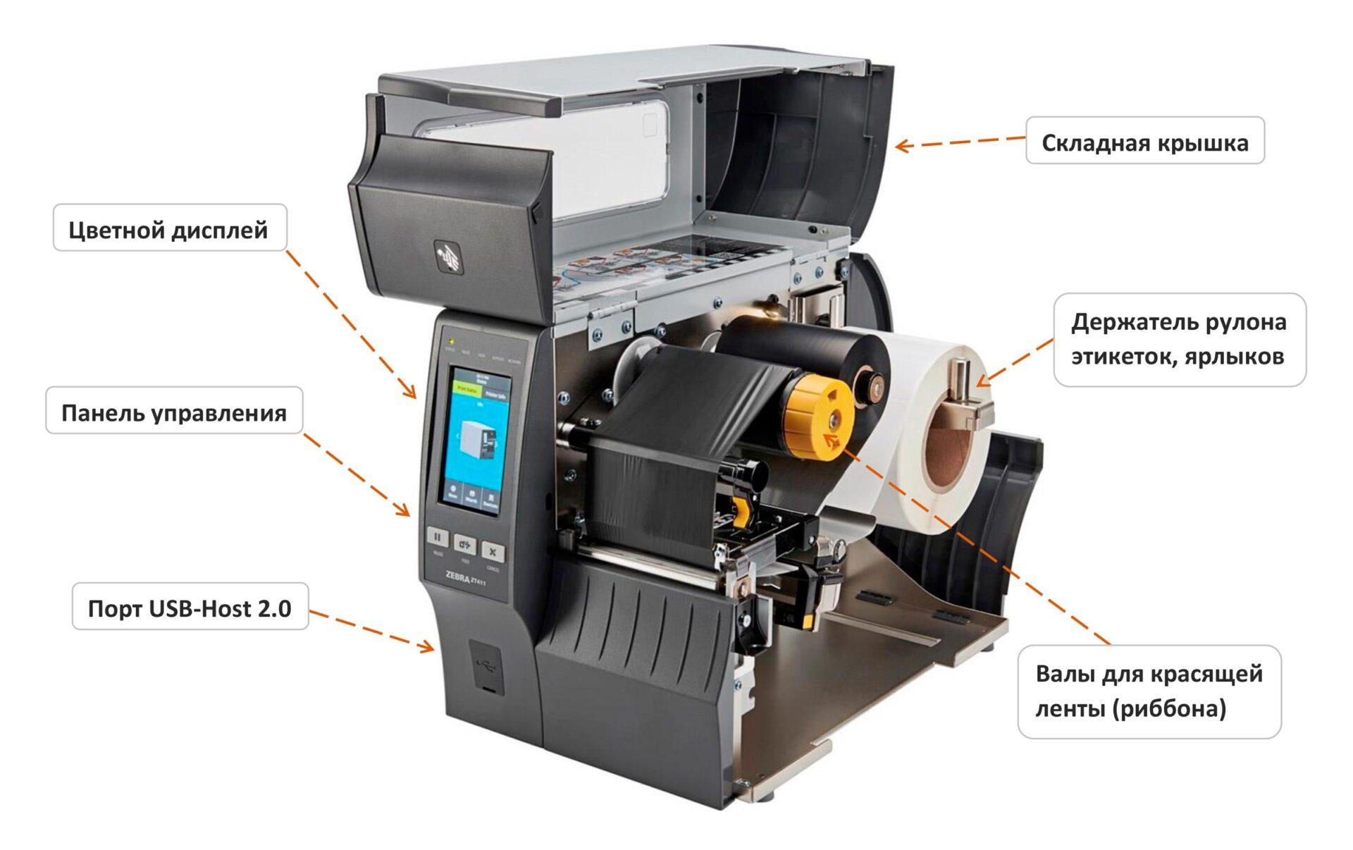 оборудование_для печати_этикеток_cab_sato_zebra_ ZEBRA 1